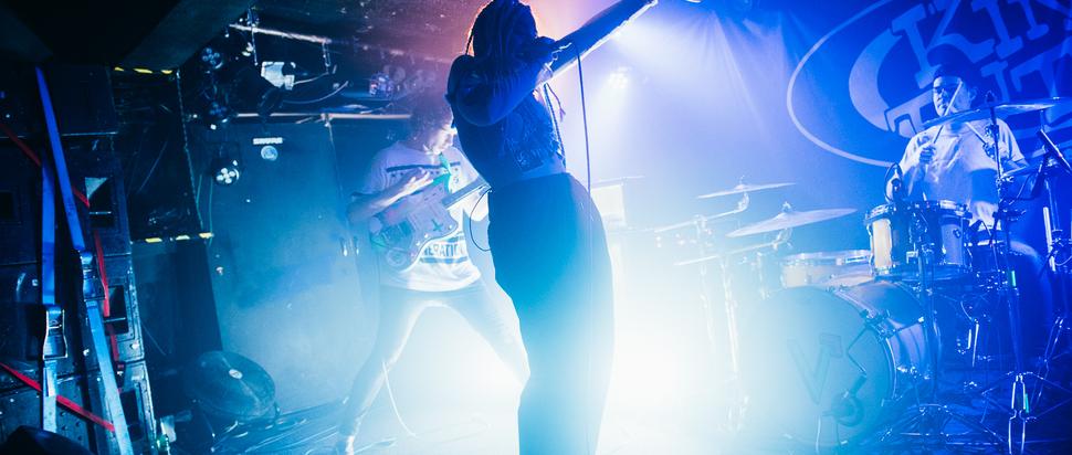 Vukovi live at King Tuts, Glasgow