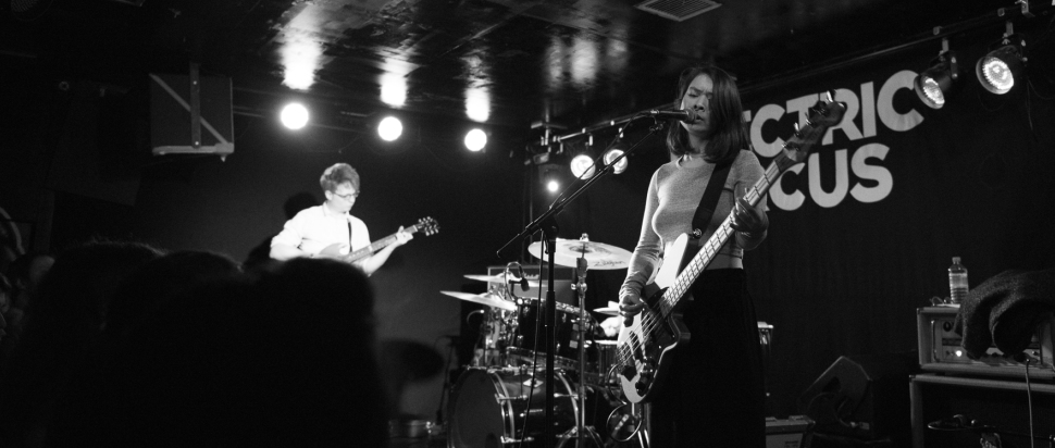 Mitski live at Electric Circus, Edinburgh