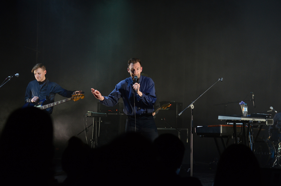Dutch Uncles live at The Dancehouse, Manchester