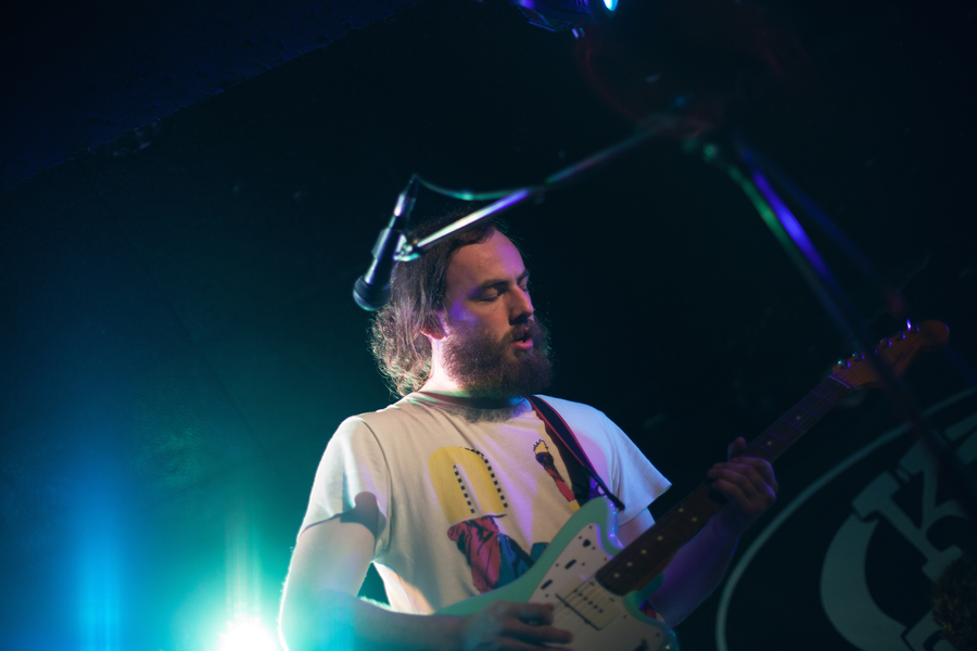 Fauves live at King Tuts, Glasgow