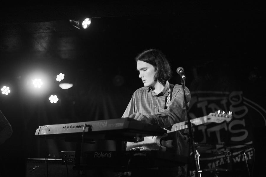 Horsebeach live at King Tuts, Glasgow