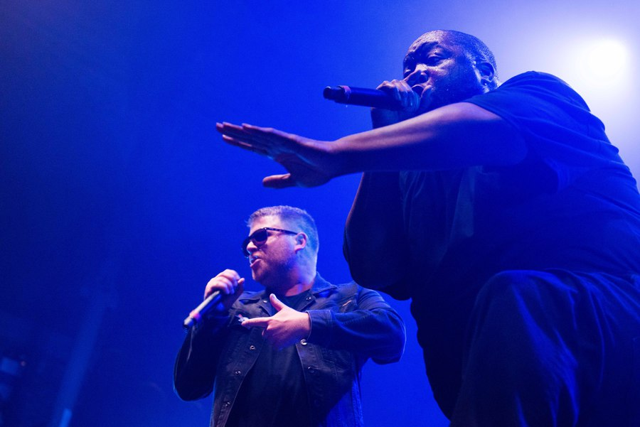 Run the Jewels live at The Albert Hall, Manchester