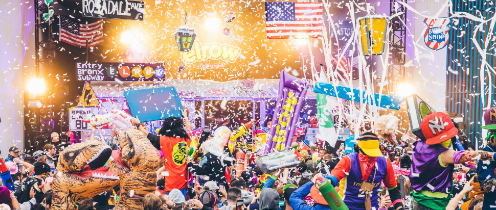 Elrow at Snowbombing