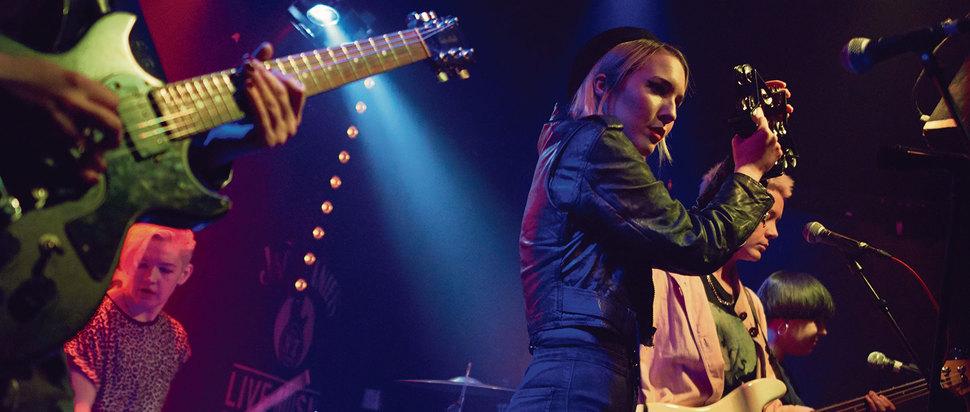PINS live at Sneaky Pete's, Edinburgh