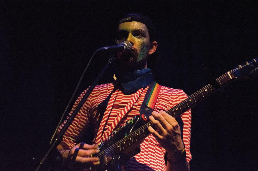 PWR BTTM live at CCA, Glasgow