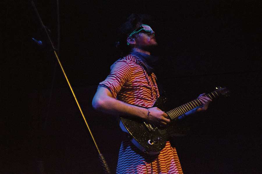PWR BTTM live at CCA, Glasgow