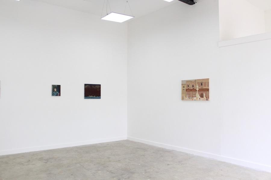 Ewan Murray at Telfer Gallery