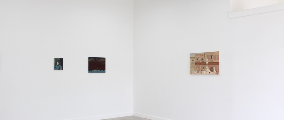 Ewan Murray at Telfer Gallery