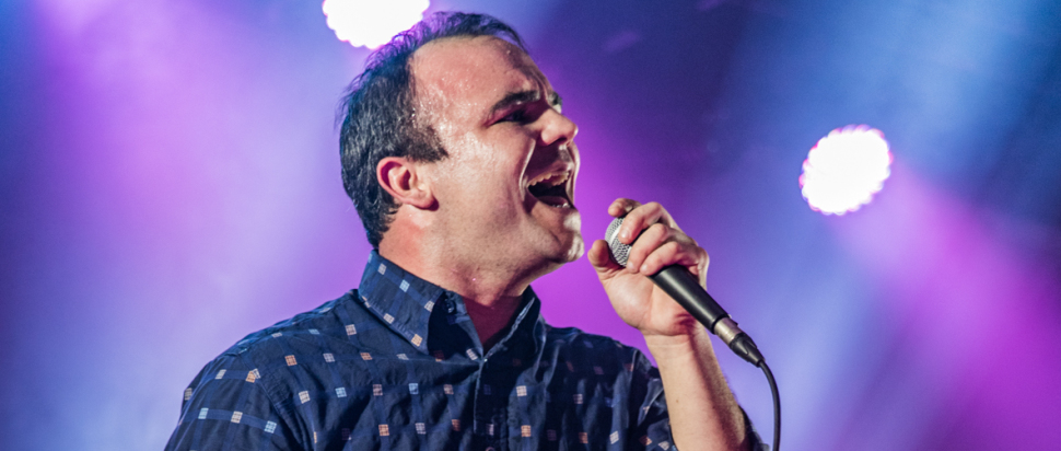 Future Islands live at The Barrowlands, Glasgow