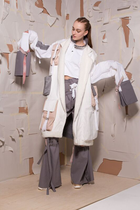 Amy Fawcett (Fashion Design and Realisation)