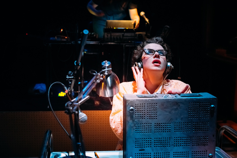 Daphne Oram's Wonderful World of Sound live at the Tron Theatre