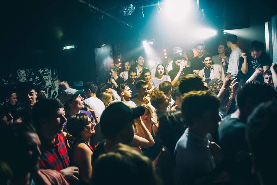 Sam Gellaitry live at Sneaky Pete's, Edinburgh