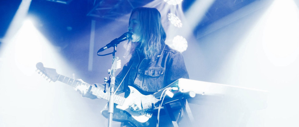 The Japanese House Edinburgh May 2017 Live Review The Skinny