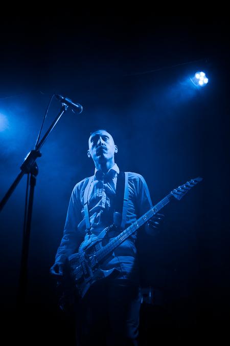 Jamie Lenman live at King Tut's, Glasgow