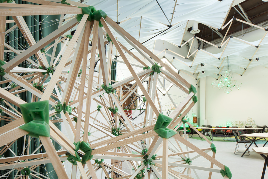 Olafur Eliasson, Green Light, An artistic workshop, 57th International Art Exhibition - La Biennale di Venezia, Viva Arte Viva