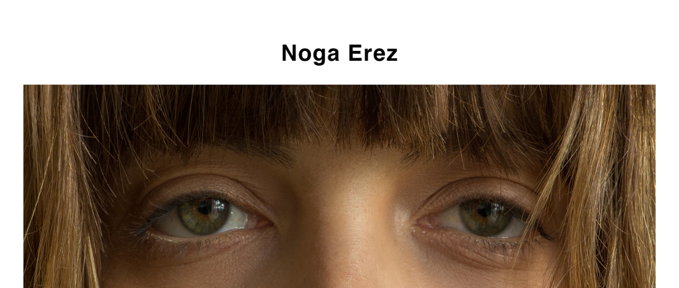 Noga Erez – Off the Radar