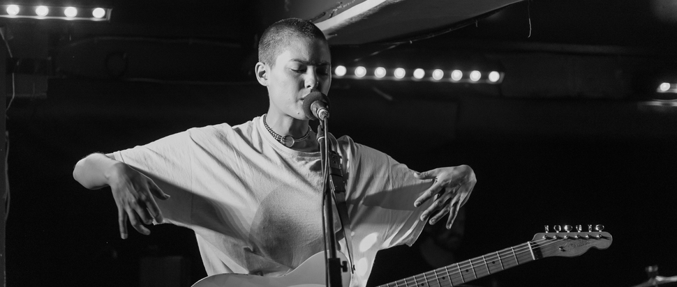 Miya Folick live at Broadcast, Glasgow