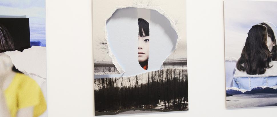 Ambit, Sylwia Kowalczyk, Install View