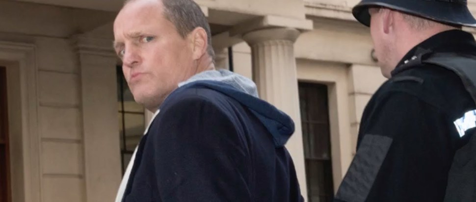 Woody Harrelson: Lost in London