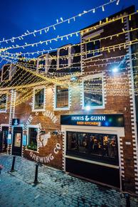 Innis & Gunn BK Glasgow