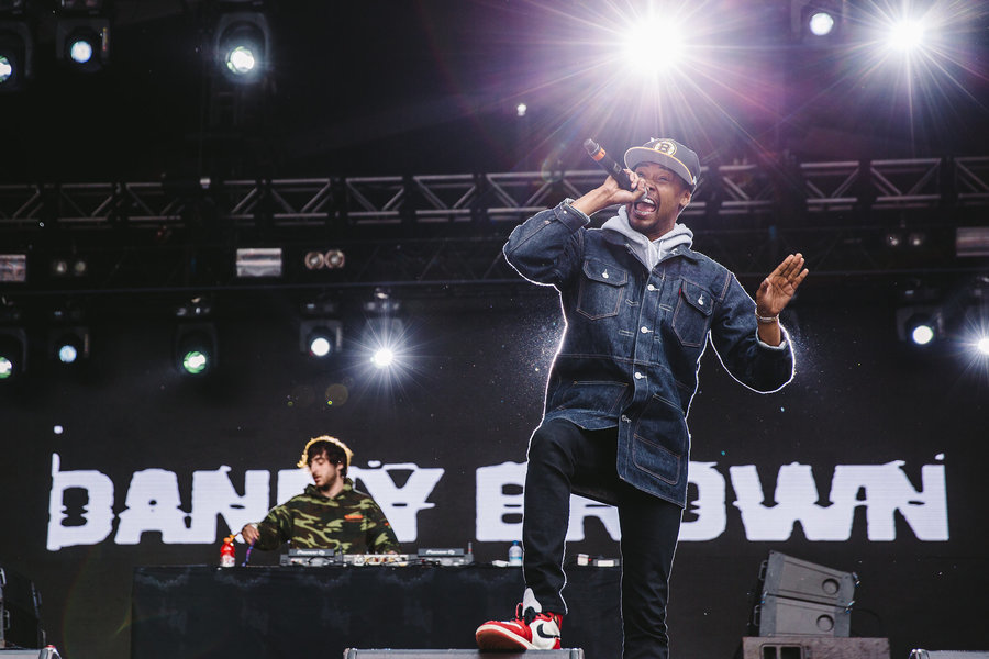 Danny Brown  [PARKLIFE USE ONLY]