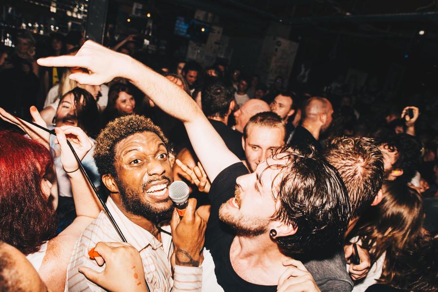 Ho99o9 @ Rebellion, Manchester, 20 Jun