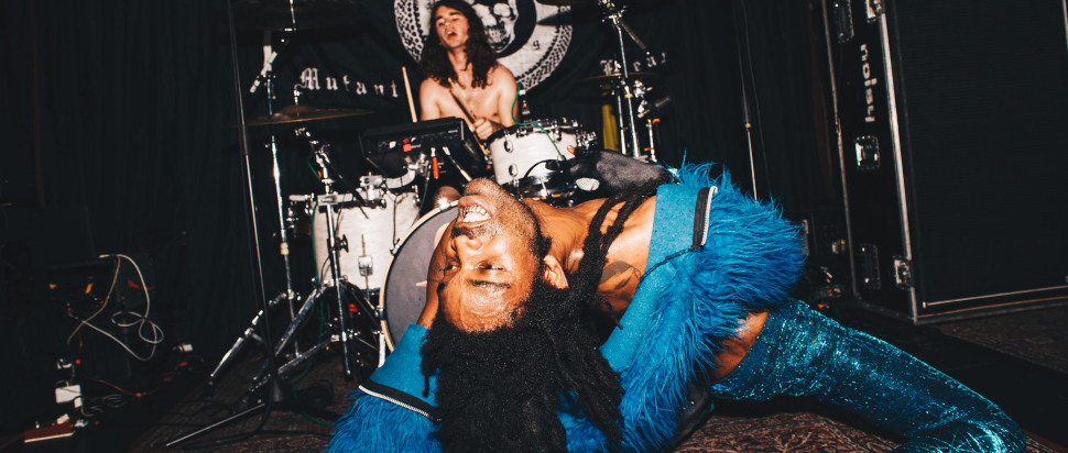 Ho99o9 live at Rebellion, Manchester