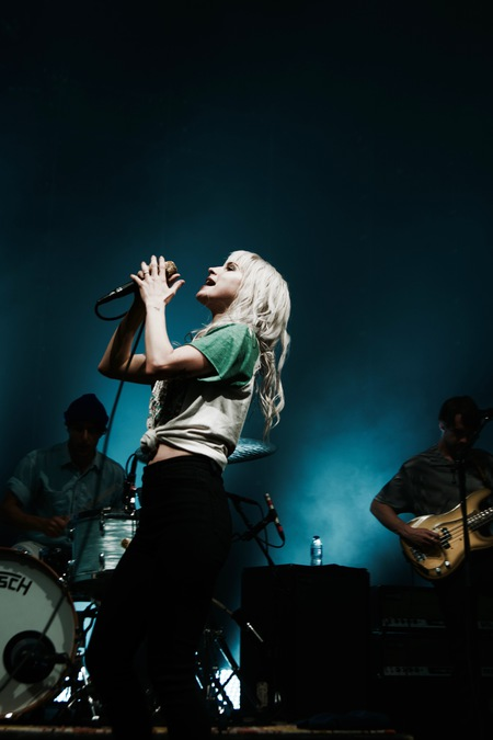Paramore live at The Usher Hall, Edinburgh