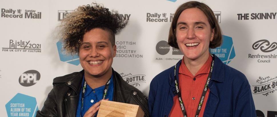 Sacred Paws win the 2017 SAY Award