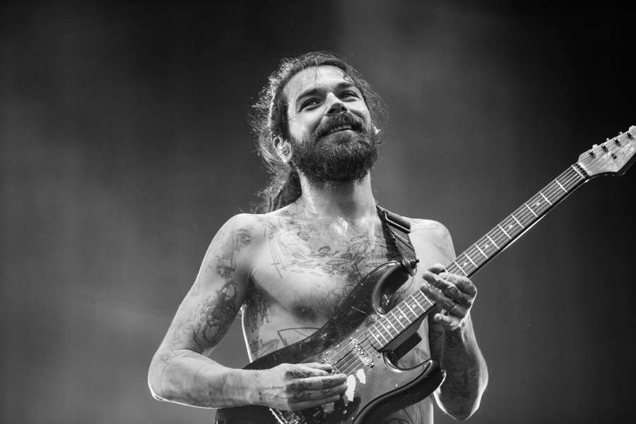 Biffy Clyro live at TRNSMT 2017