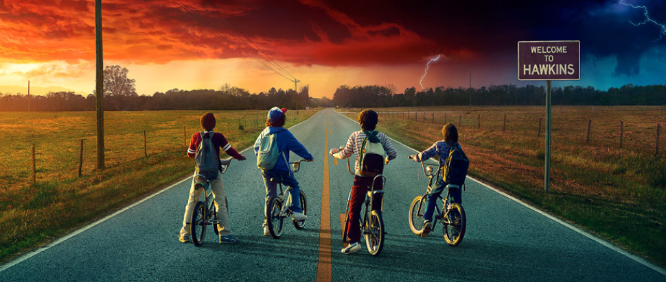 Stranger Things Season Two poster