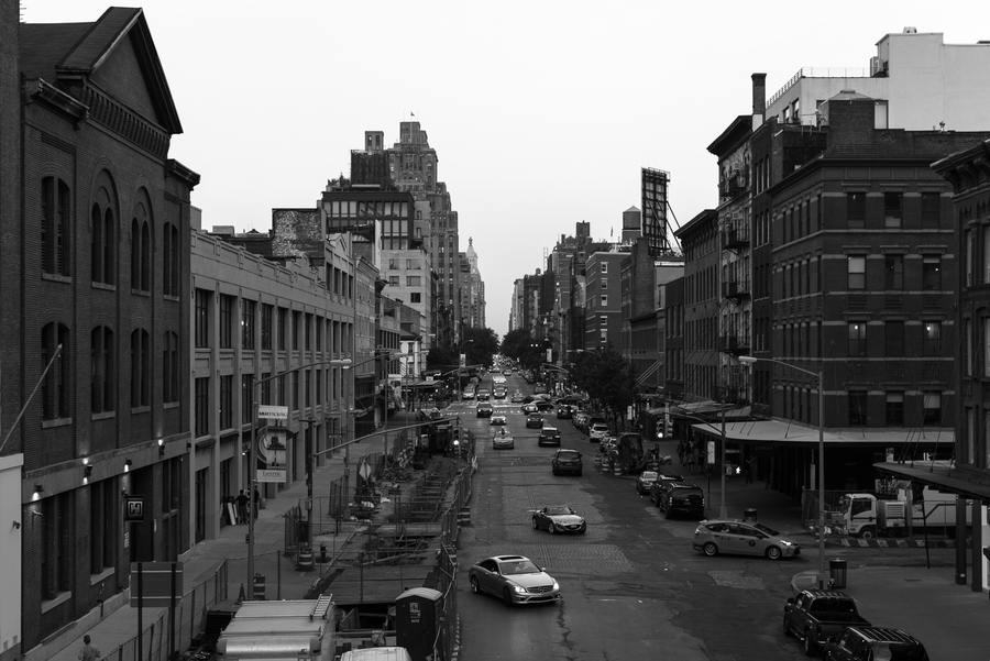 The Highline in Chelsea