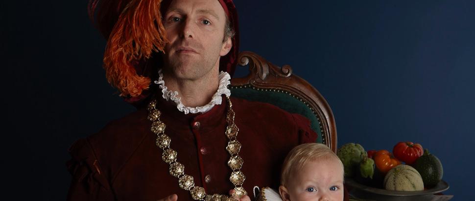 Trygve Wakenshaw on Trygve vs a Baby