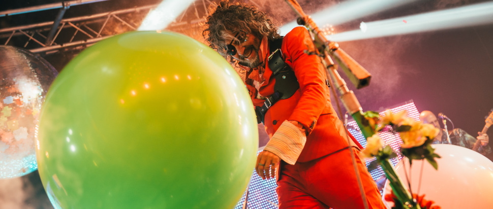 The Flaming Lips live at The Barrowlands, Glasgow