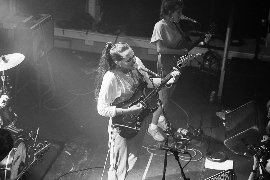Hinds live at NEHH Summerhall