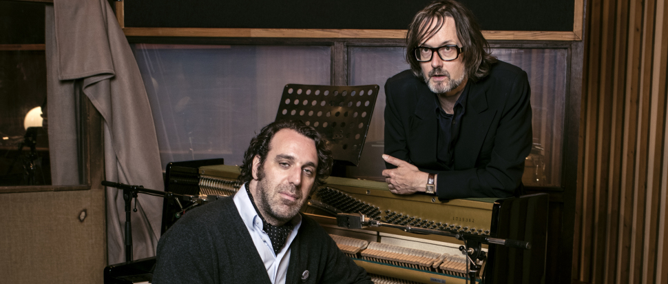 Room 29: Jarvis Cocker and Chilly Gonzales