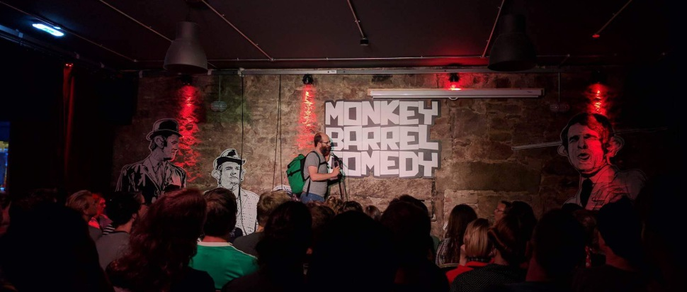 Daniel Kitson at Monkey Barrel