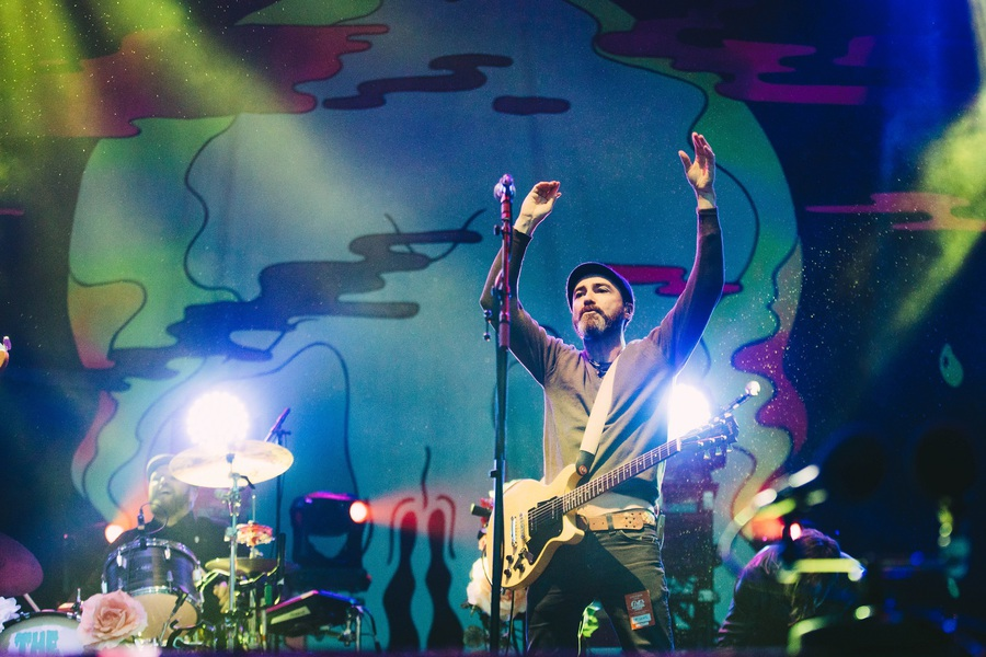 The Shins at Green Man 2017