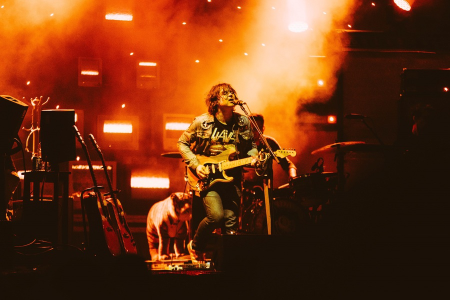 Ryan Adams at Green Man 2017