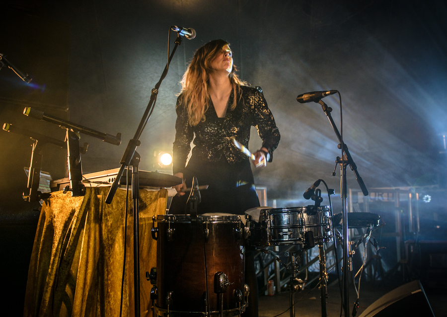 Anna Meredith live at Electric Fields 2017