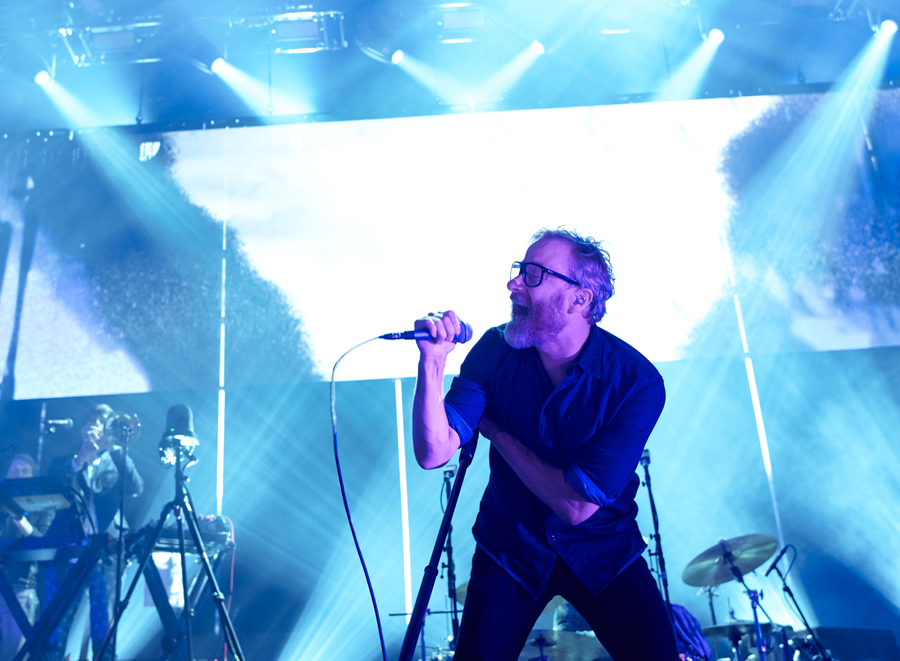 The National live at Usher Hall, Edinburgh
