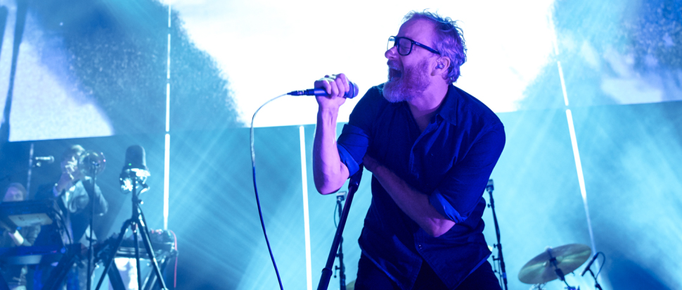 The National live at Usher Hall, Edinburgh