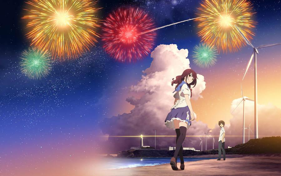 Scotland Loves Anime 2017 Firework
