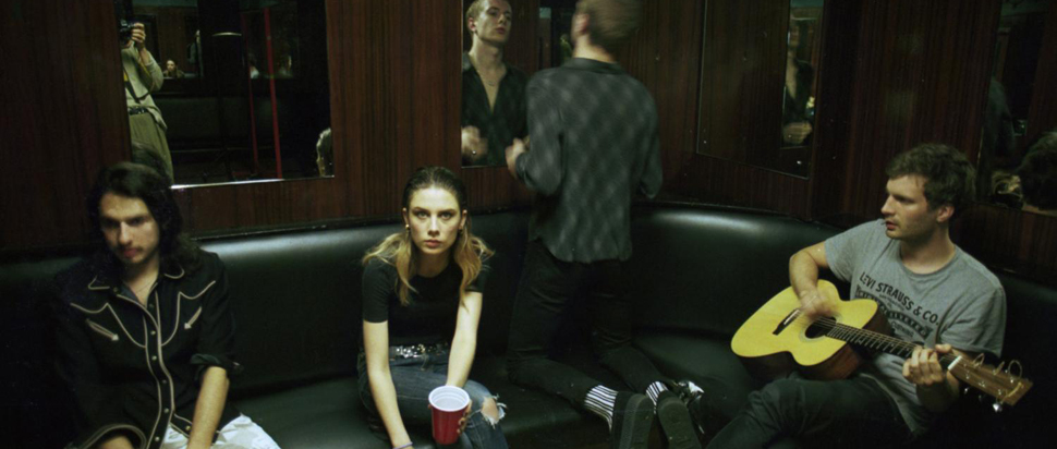 Wolf Alice in documentary 'On the Road'