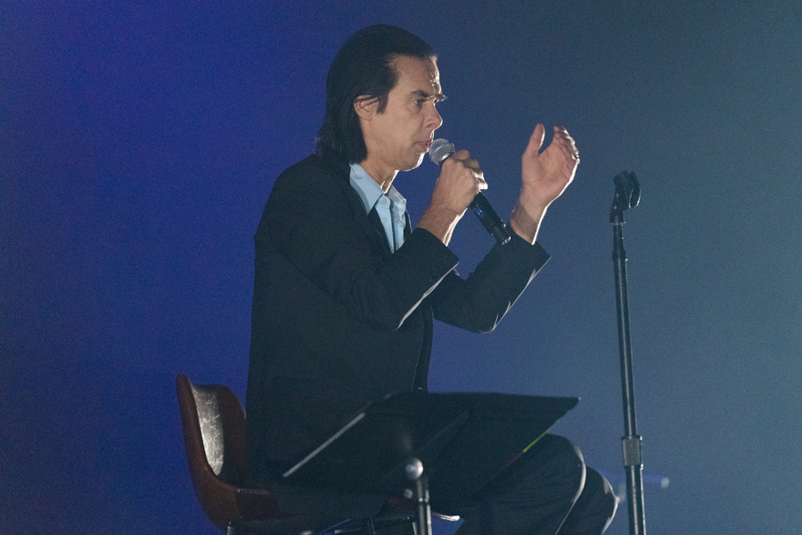 Nick Cave @ SSE Hydro, Sep 2017