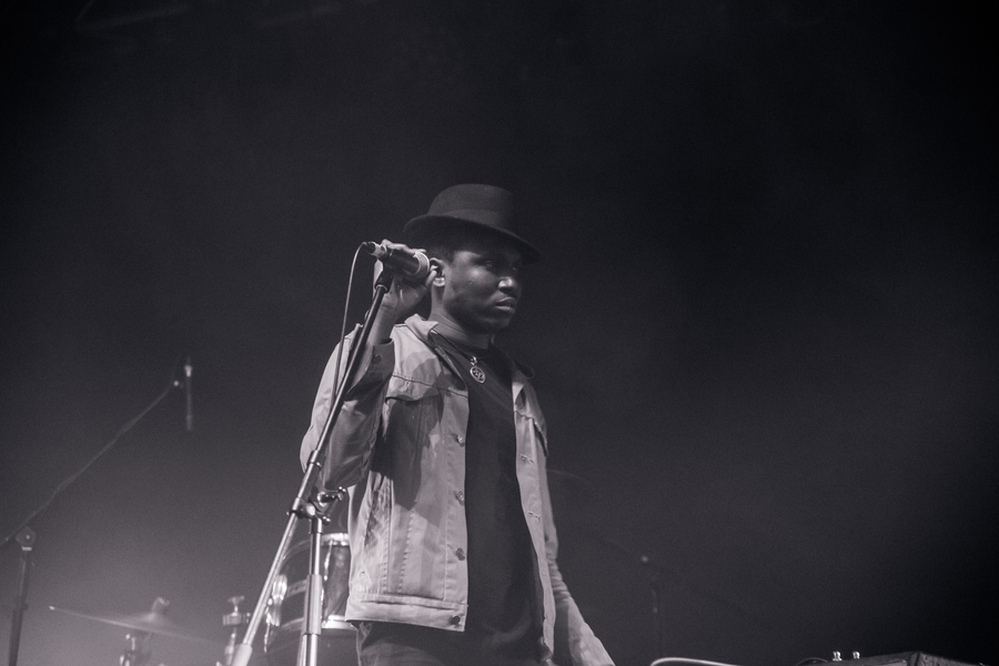 Songhoy Blues @ Liverpool Psych Fest 2017