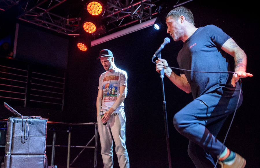 Sleaford Mods @ The Liquid Room 2017
