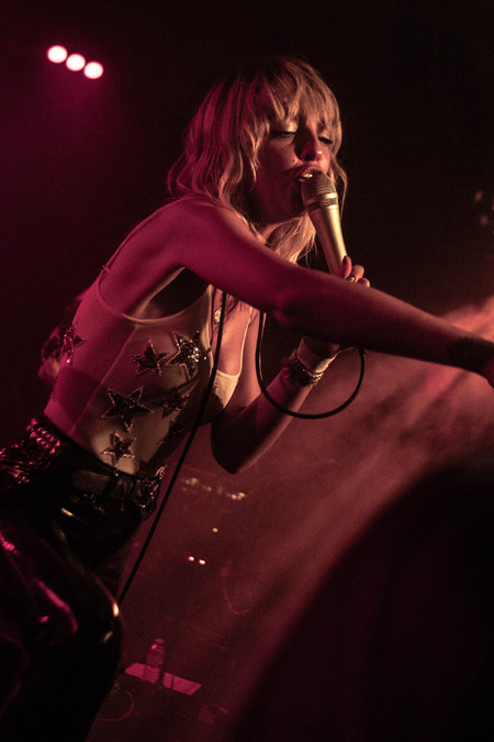 Anteros live at Tenement Trail, Glasgow