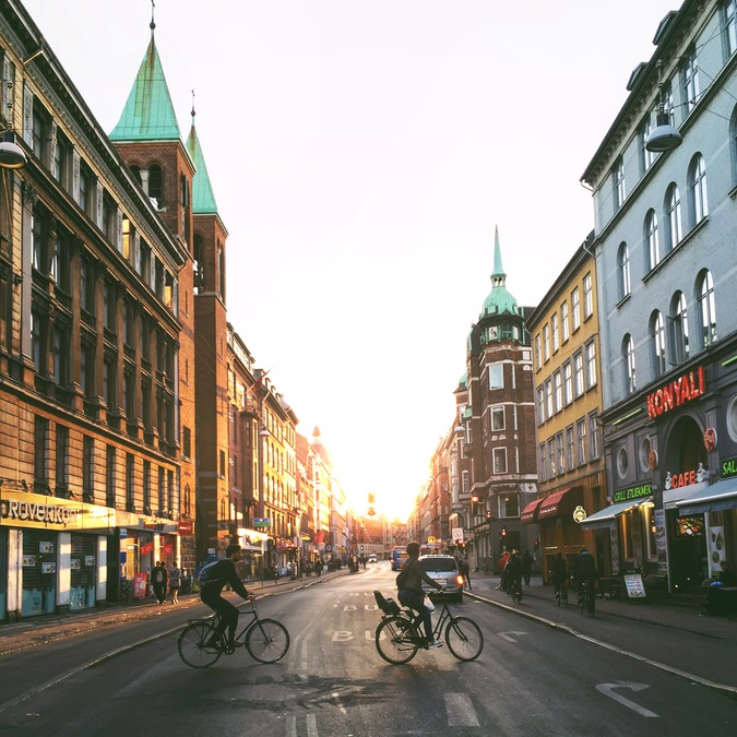 Nørrebrogade, Copenhagen
