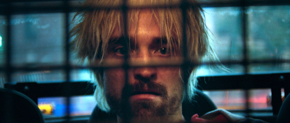 Robert Pattison in 'Good Time'